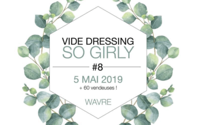"Vide Dressing ""So Girly"" #8 – Wavre"